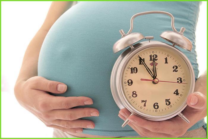 Причины переношенной беременности